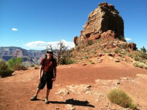 Hiking South Kaibab Trail (Grand Canyon National Park)
